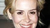 Behanding in Spokane Opening Night – Sarah Paulson
