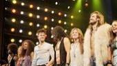 Hair Original Cast Last Performance – Sasha Allen – Gavin Creel – Will Swenson - Caissie Levy – Bryce Ryness