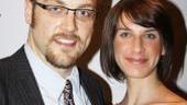 Sondheim Theater Name Announcement – Alexander Gemignani – wife Erin
