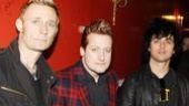 American Idiot Sound Check - Mike Dirnt - Billie Joe Armstrong - Tre Cool