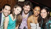 Hair London Opening Night – Steel Burkhardt – Summer Strallen – Kevin Kern – Sasha Allen – Diane Paulus