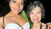 American Idiot Opening – Rebecca Naomi Jones – mom Susan