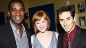Sondheim on Sondheim Opening Night – Norm Lewis – Erin Mackey – Matthew Scott