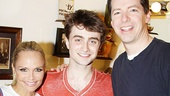 Daniel Radcliffe at Promises, Promises – Kristin Chenoweth – Daniel Radcliffe – Sean Hayes