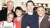 Daniel Radcliffe at Promises, Promises – Neil Meron – Kristin Chenoweth – Sean Hayes - Daniel Radcliffe – Craig Zadan
