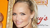 Kristin Chenoweth and Sean Hayes at Tony's Di Napoli – Kristin Chenoweth