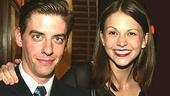 Amour Opening - Christian Borle - Sutton Foster