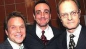 Drama Desk Awards 2005 - Norbert Leo Butz - Hank Azaria - David Hyde Pierce