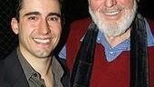 Quincy Jones at Jersey Boys - John Lloyd Young - Theodore Bikel