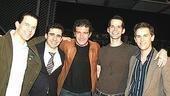 Stars Come Out for Jersey Boys -  Antonio Banderas - Christian Hoff - John Lloyd Young - J. Robert Spencer - Daniel Reichard
