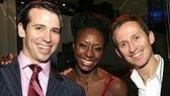 Photo Op - Mary Poppins Opening - Matt Loehr - Vasthy E. Mompoint - George Stiles