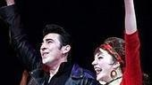 Photo Op - Grease Opening - cc - Max Crumm - Laura Osnes - 2