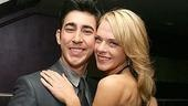 Photo Op - Grease Opening - Max Crumm - Ashley Spencer