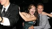 Photo Op - Grease Opening - Laura Osnes - Nathan Johnson