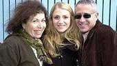 Photo Op - Wicked Day 2007 -  Winnie Holzman - Annaleigh Ashford - David Stone