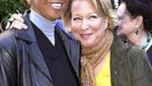 Photo Op - Wicked Day 2007 - Millie Hart - Bette Midler