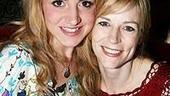 Photo op - Wicked 4th anniversary party - Annaleigh Ashford - Lisa Brescia