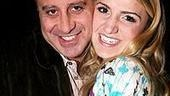 Photo op - Wicked 4th anniversary party - David Stone - Annaleigh Ashford