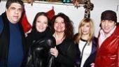 Sopranos Stars at Chicago - Vincent Pastore - Sharon Angela - Aida Turturro - Maureen Van Zandt - Steven Van Zandt