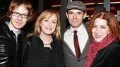 In Bruges Premiere - Daniel Evans - Jenna Russell - David Turner - Anne Nathan