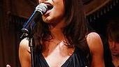 Lea Michele at Feinstein's - Lea Michele (performing 2)