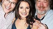 Lea Michele at Feinstein's - Lea Michele - Thomas Hulce - Michael Mayer