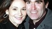 Broadway In the Heights Opening - Brian d'Arcy James - wife Jennifer Prescott
