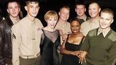Chicago Celebrates Marines Birthday – Charlotte d'Amboise – Brenda Braxton