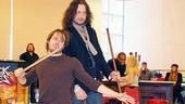 Rock of Ages Meet and Greet – Mitchell Jarvis – Constantine Maroulis