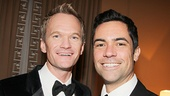 Drama League gala for NPH - 2014 - Neil Patrick Harris - Danny Pino