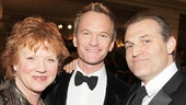 Drama League gala for NPH - 2014 - Becky Ann Baker - Neil Patrick Harris - Marc Kudisch