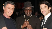 Rocky - Opening - OP - 3/14 - Sylvester Stallone - Wesley Snipes - Andy Karl