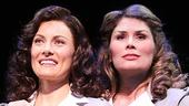 Laura Benanti as Rosabella & Heidi Blickenstaff as Cleo in The Most Happy Fella
