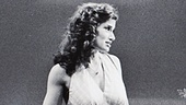 If/Then leading lady Idina Menzel played a war bride in The Summer of '42 at the Goodspeed Opera House (with Ryan Driscoll, r).