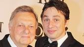 Tony Awards - OP - 6/14 - Zach Braff - Dad - Harold Irwin Braff