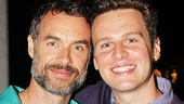 Public Theater Gala - 2014 - OP - 6/14 - Murray Bartlett - Jonathan Groff