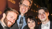 Finding Neverland  - Opening - 4/15 - Colin Cunliffe - Paul Slade Smith - Jamie Verazin - Chris Dawn