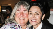 Fun Home - Opening - 4/15 - co-Producer Liz Armstrong-- Beth Malone - Liz Armstrong