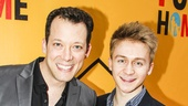 Fun Home - Opening - 4/15 - John Tartaglia - Riley Costello