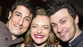 The Heidi Chronicles - Elisabeth Moss - Sardi's - 4/15