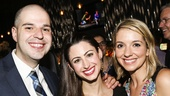 Broadway.com - Audience Choice Awards - 5/15 - Josh Ferri - Sabrina Blondman - Katy Fitzpatrick