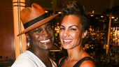 Hedwig and the Angry Inch - Taye Diggs - Opening - 7/15 - Amanza Smith Brown