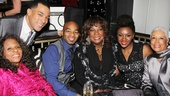 'Motown' Family Night — Louvain Demps — Charl Brown — Brandon Victor Dixon — Martha Reeves — Saycon Sengbloh — Edna Anderson-Owens