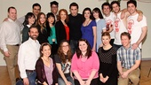 Heathers - Meet and Greet - OP - cast