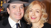A Gentleman's Guide to Love and Murder star Jefferson Mays takes a night off to catch Joneses with his wife Susan Lyons.