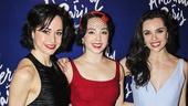An American in Paris - opening - 4/15 - Sara Esty - Allison Walsh - Shannon Rugani