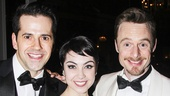 An American in Paris - opening - 4/15 - Christopher Wheeldon - Robert Fairchild - Leanne Cope
