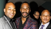Fun Home - Opening - 4/15 - Brandon Victor Dixon - Colman Domingo - Warren Adams
