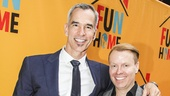 Fun Home - Opening - 4/15 - Jerry Mitchell - Rusty Mowrey
