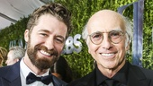 The Tony Awards - 6/15 - Matthew Morrison - Larry David